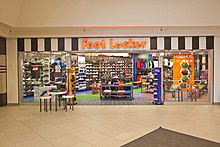 Foot Locker Inc logo
