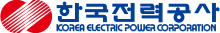Korea Electric Power Corp logo