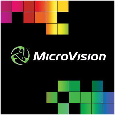 Microvision Inc logo