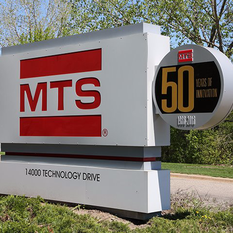 MTS Systems Corp logo
