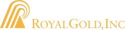Royal Gold Inc logo