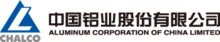 Aluminum Corporation of China Ltd logo