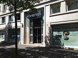 Vivendi SE logo