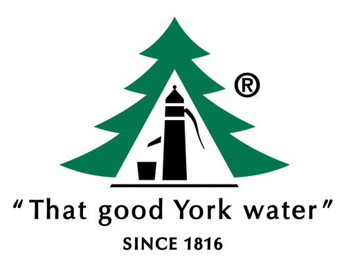 The York Water Co logo