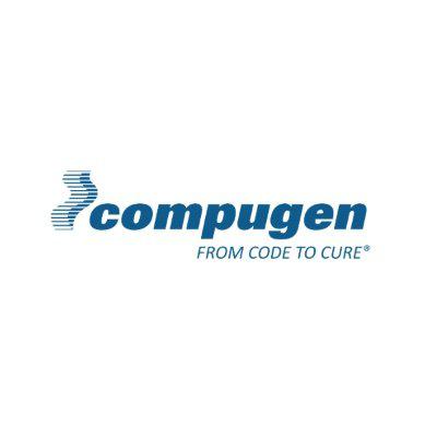 Compugen Ltd logo