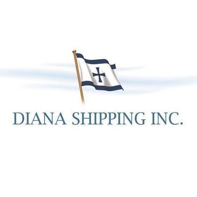 Diana Shipping Inc logo