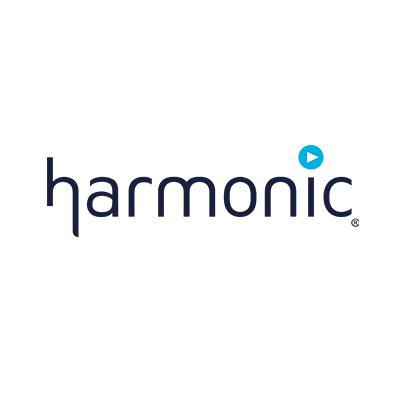 Harmonic Inc logo