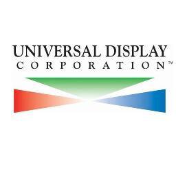 Universal Display Corp logo