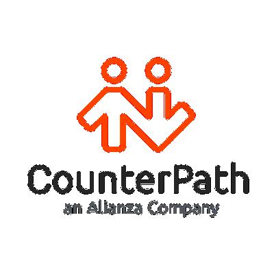 CounterPath Corp logo
