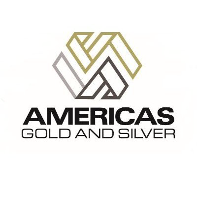 Americas Gold And Silver Corp logo
