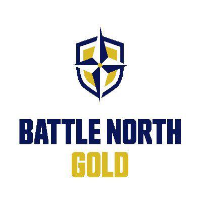 Battle North Gold Corp logo