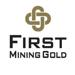First Mining Gold Corp logo