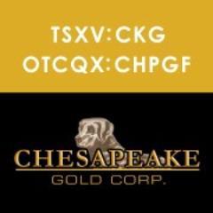 Chesapeake Gold Corp logo