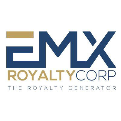 EMX Royalty Corp logo
