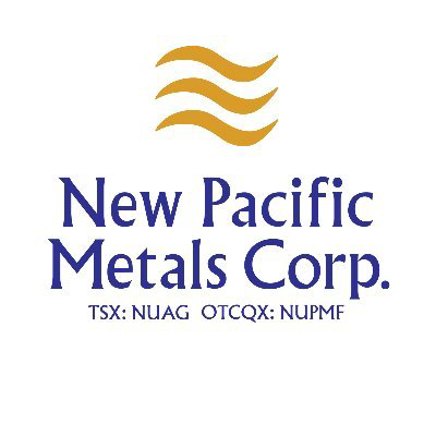 New Pacific Metals Corp logo