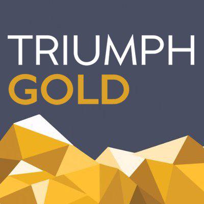 Triumph Gold Corp logo