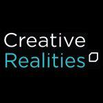 Creative Realities Inc logo
