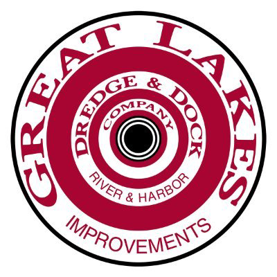 Great Lakes Dredge & Dock Corp logo