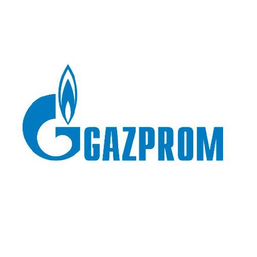 Gazprom PJSC logo