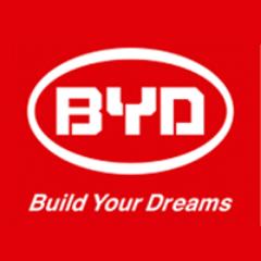 BYD Co Ltd logo
