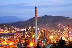 Eregli Demir Ve Celik Fabrikalari TAS logo