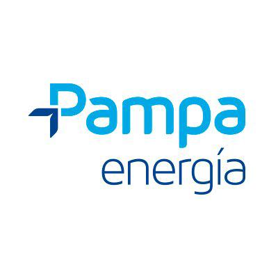 Pampa Energia logo