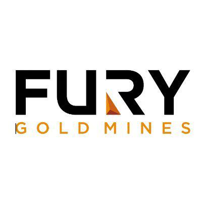 Fury Gold Mines Ltd logo