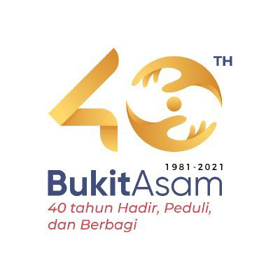 PT Bukit Asam Tbk logo