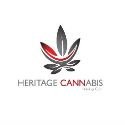 Heritage Cannabis Holding Corp logo