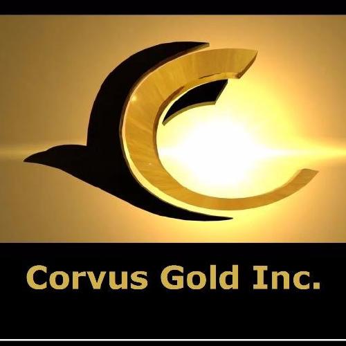 Corvus Gold Inc logo