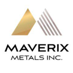 Maverix Metals Inc logo