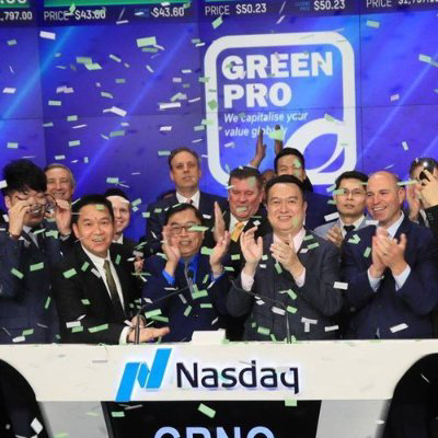Greenpro Capital Corp logo