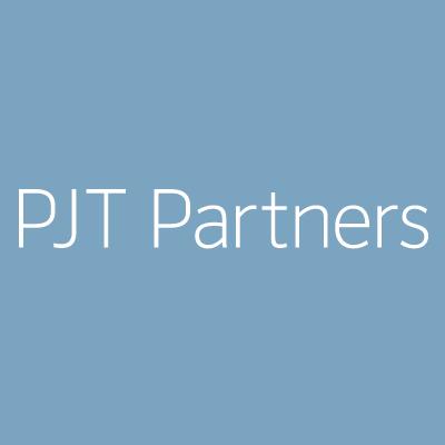 PJT Partners Inc logo