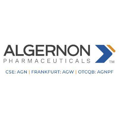 Algernon Pharmaceuticals Inc logo