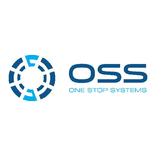 One Stop Systems Inc logo