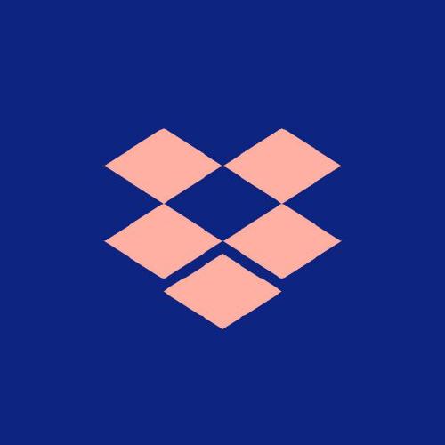 Dropbox Inc logo