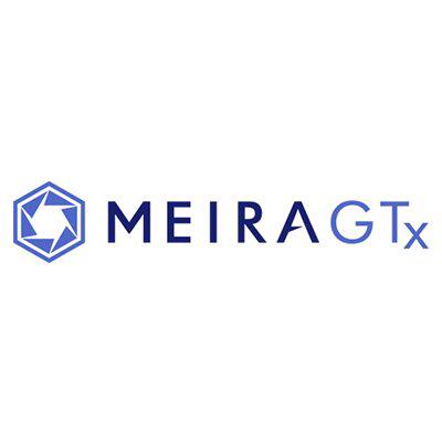 MeiraGTx Holdings PLC logo