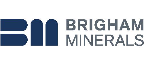 Brigham Minerals Inc logo