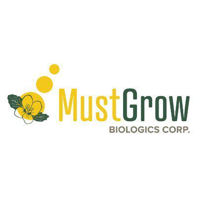 MustGrow Biologics Corp logo