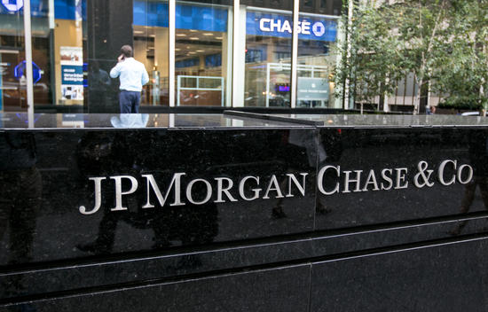 Dodge & Cox - JPMorgan's 1st-Quarter Earnings Boosted By Trading