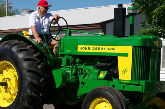 - Despite Setbacks, Deere Will Recover